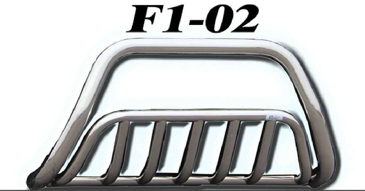 Защита переднего бампера Mercedes-Benz Vito 638 1996-2003 (диаметр тру