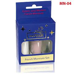Наборы для французского маникюра mn-04