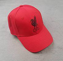 Футбольная кепка Ливерпуль красный