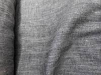 Льняная плотная скатертная ткань (шир. 150 см), фото 1