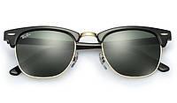 Солнцезащитные очки Ray-Ban Clubmaster Черный (RB3016 w0365)