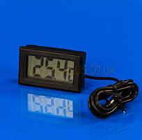 Электронный термометр -50/+70 черный
