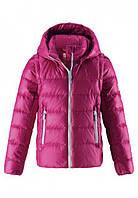 Куртка-жилетка пуховая для девочек 2в1 Reima MINNA 531290 (17-18)