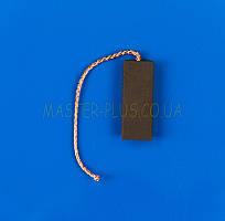 Щетки угольные цельные с проводом по центру 5х13, 5х35
