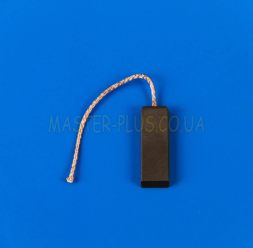 Щетки угольные цельные с проводом по центру  5х12, 5х35