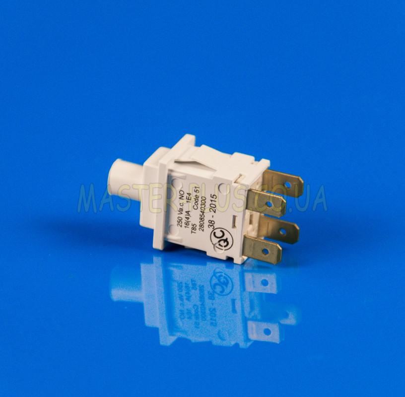 Светодиодная сетевая кнопка BEKO 2808540300