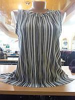 Блузка женская гофра, в полоску Esmara