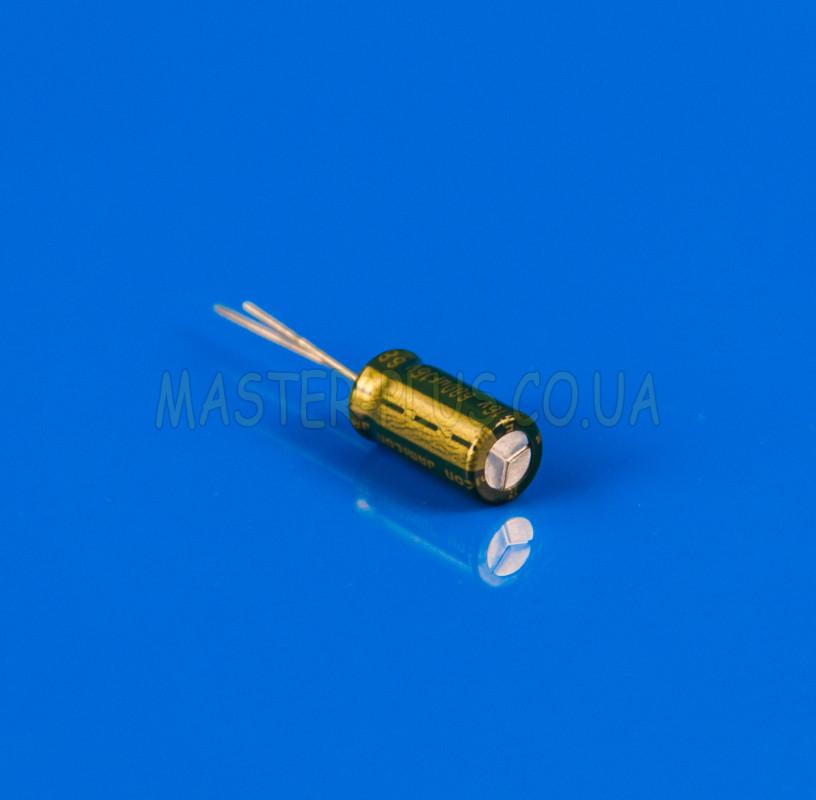 Полярный конденсатор 680mf 16V