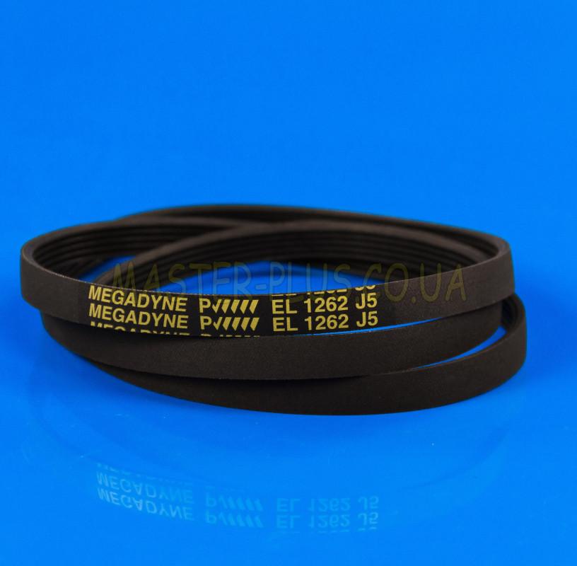 Черный ремень «Megadyne» 1262 J5 EL