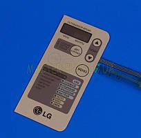 Панель управления хлебопечки LG EBZ60822108