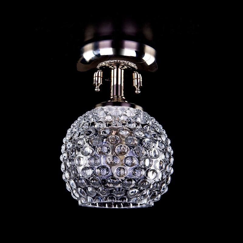 Xрустальный светильник FEBA DIA 115 NICKEL ArtGlass