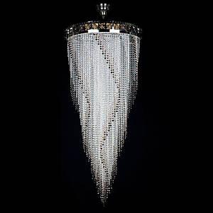 Хрустальный светильник  FLAME 700x1600 ArtGlass