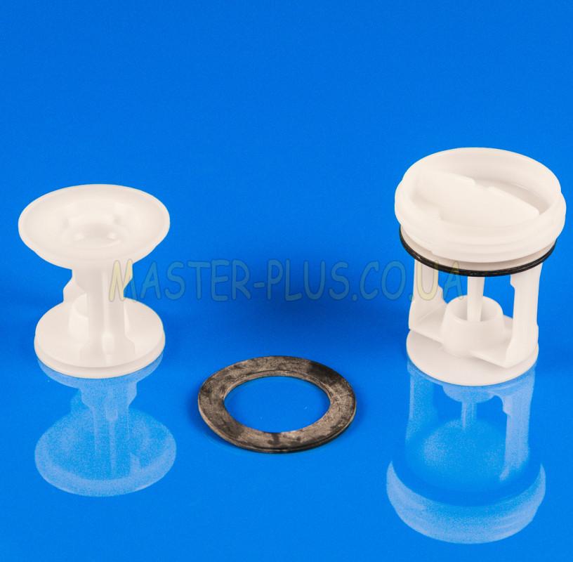 Крышка-фильтр насоса Indesit Ariston (комплект)