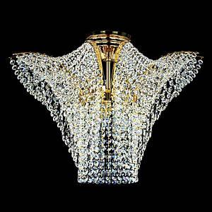 Хрустальный светильник MELANIE dia. 550x300 ArtGlass