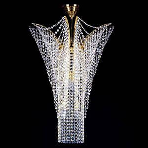 Хрустальный светильник MELANIE dia. 550x700 ArtGlass