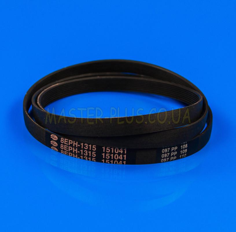 Ремень черный «Optibelt» для машинок Gorenje 587610 Original 1315 H8 EL