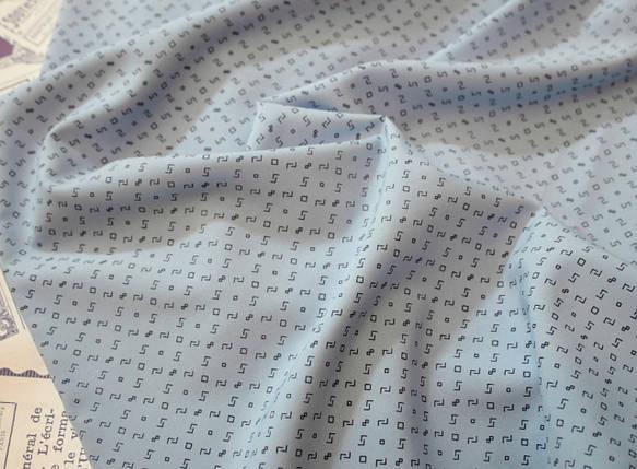 Ткань супер софт мелкий рисунок (режем от 10 метров), фото 2
