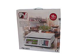 Весы торговые PROMOTEC PM 5051
