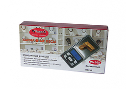 Весы WIMPEX WX 668
