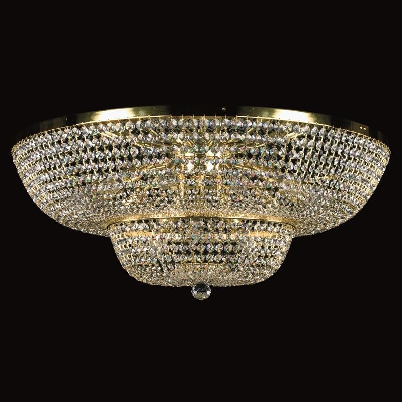 Хрустальный светильник GEENA DIA 800 CE ArtGlass