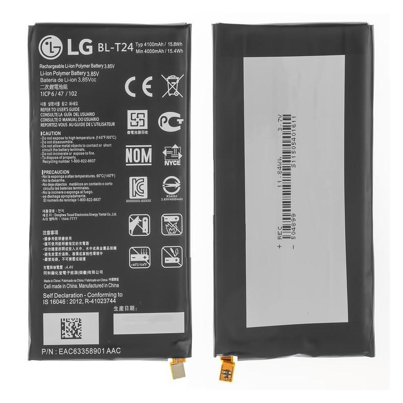 BL-T24 LG X Power K220DS акумулятор батарея 4100mAh
