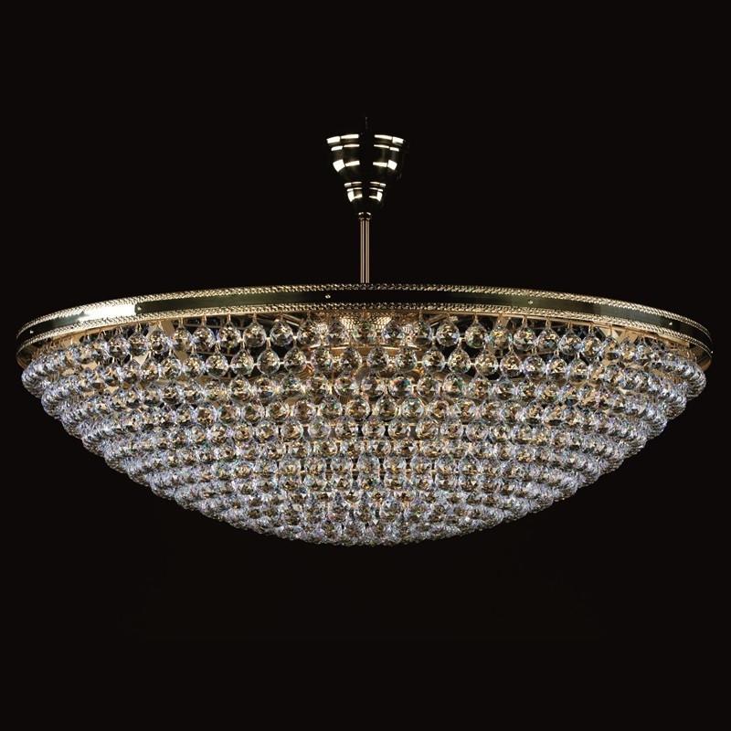 Большой хрустальный светильник LEILA dia. 1000 ArtGlass