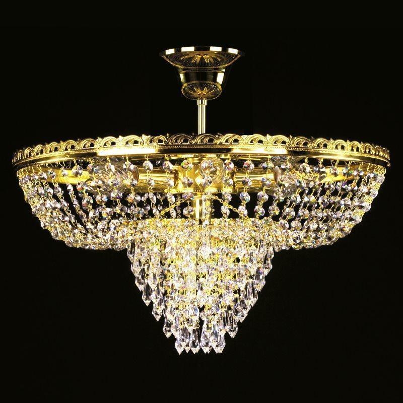 Хрустальный светильник LUKRECIE ArtGlass