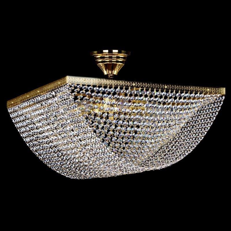 Хрустальный светильник MEGAIRA ArtGlass