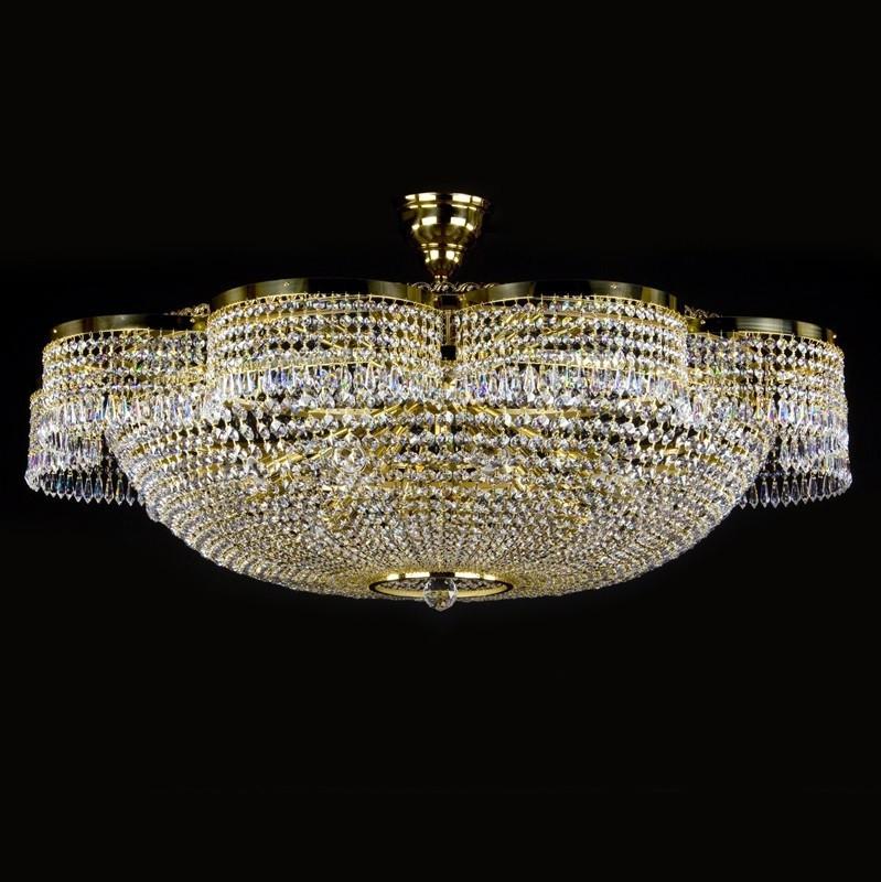 Большой хрустальный светильник MARIKA dia. 1150 ArtGlass