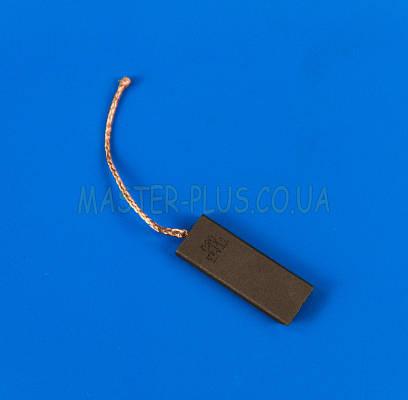 Щетки угольные клееные с проводом по центру  5х13, 5х40