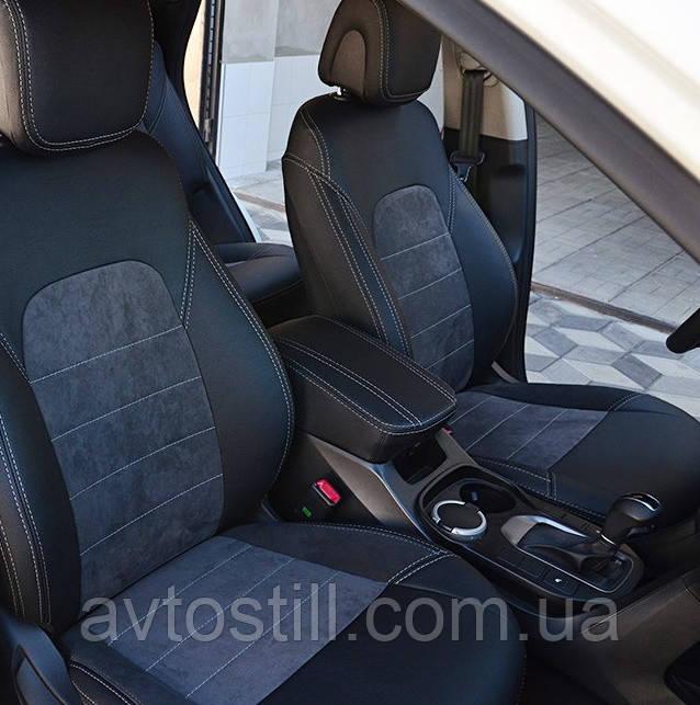 Чохли Hyundai Santa Fe 3 (2012-..)