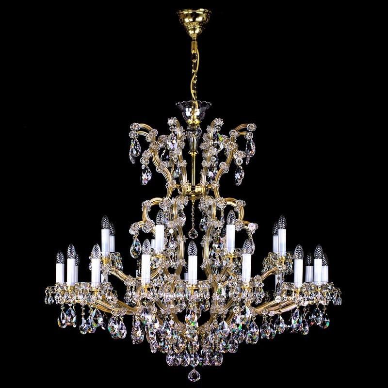 Большая хрустальная люстра MARIA TEREZIA 7 VACHTLE CL ArtGlass
