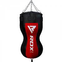 Боксерская груша силуэт RDX Red New 1.2м, 50-60кг (РДХ)