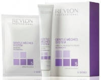 Revlon Professional Gentle Meches System - Система для безаммиачного мелирования (Набор из 6 пакетов 6x50 g и 3 туб - 3x60ml) ( EDP41834 )