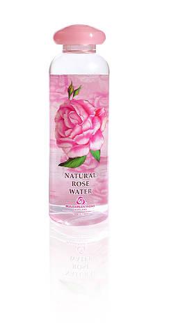 Розовая вода натуральная Болгарская Роза Гидролат Розы 330 мл, фото 2
