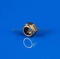Контргайка М8 из нержавеющей стали DIN 985