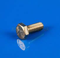 Болт М10х25 из нержавеющей стали DIN 933