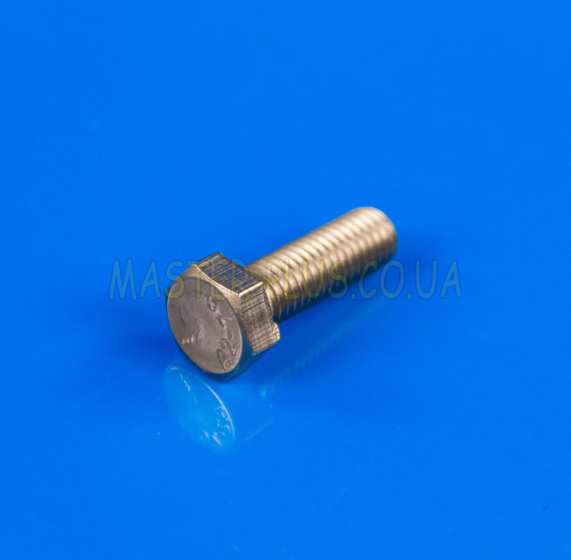 Болт из нержавеющей стали М8х25мм DIN 933