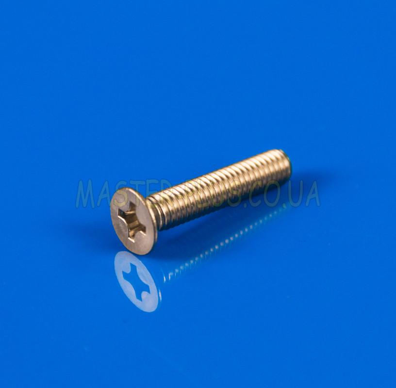 Винт М6х30 впотай из нержавеющей стали DIN 965