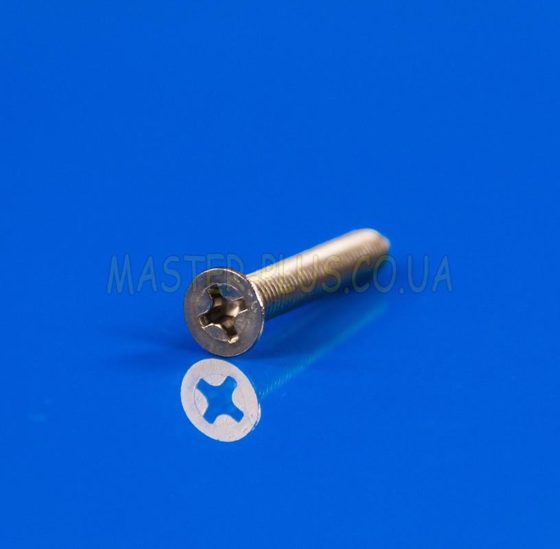 Винт впотай М6х40мм из нержавеющей стали DIN 965