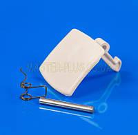 Ручка дверки (люка) Bosch Siemens 00069637 (не оригинал)