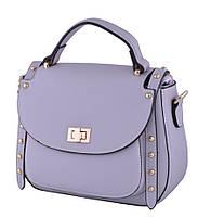 Женский кожаная сумка клатч 361 серый Женская кожаная сумка, кожаный женский клатч