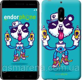 """Чехол на Nokia 6 Арт-граффити """"4159c-898-7794"""""""