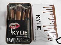 Kylie маленький набор Кисточек для макияжа 7 шт