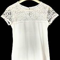 Блузка школьная REMIX для девочки 152 см.