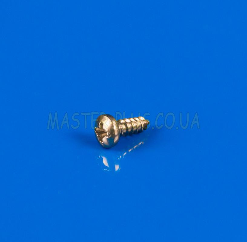 Саморез по металлу из нержавеющей стали 3,5х9,5мм с полукруглой шляпкой DIN 7981
