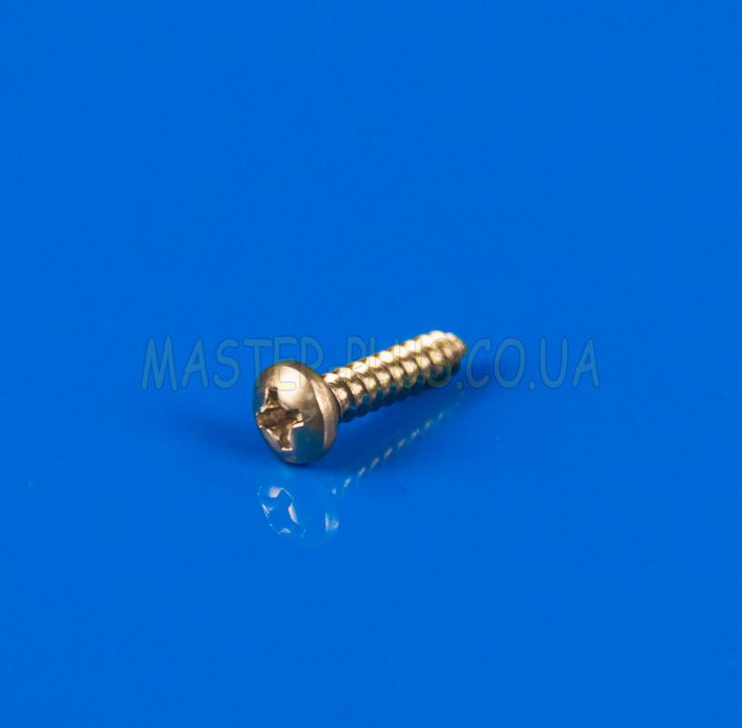 Нержавеющий саморез по металлу с полукруглой шляпкой 3.5х16мм DIN 7981