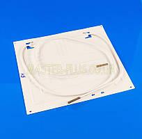 Пластина испарителя размером 450*400мм (2 трубки 0,5м+1,5м)
