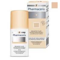 Деликатный тональный флюид Pharmaceris F - Intense Coverage Mild Fluid Foundation SPF20 №02 Песок - 30 ml ( EDP43538 )