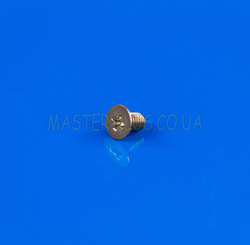 Винт из нержавеющей стали впотай М5х8мм DIN 965